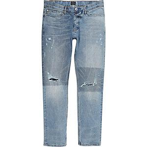 Sid – Hellblaue Jeans