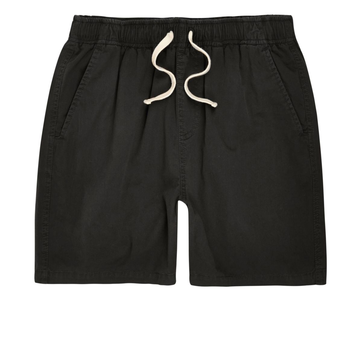 Short noir casual