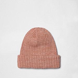 Bonnet de pêcheur rose