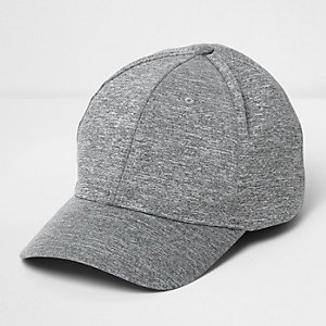 Light grey marl instant escape cap
