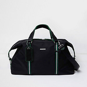 Black Bag Clipper Holdall