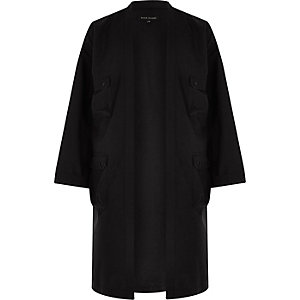Veste kimono Design Forum noire