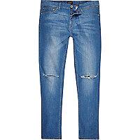 Sid – Skinny Jeans im Used-Look