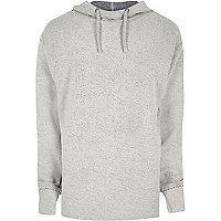 Grey Design Forum loopback knit hoodie