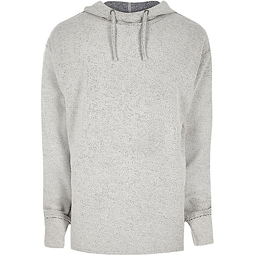 Grey Design Forum loopback knit hoodie