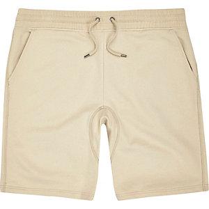 Stone jogger shorts