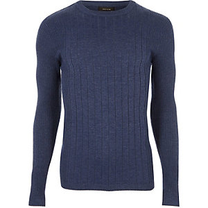 Blauer Muscle Fit Pullover