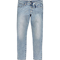 Blue acid wash Design Forum jeans