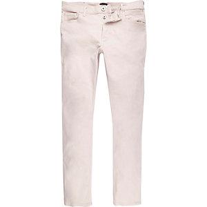 Sid – Pinke Skinny Jeans