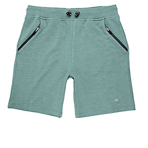 RI Active turquoise casual fitness-short