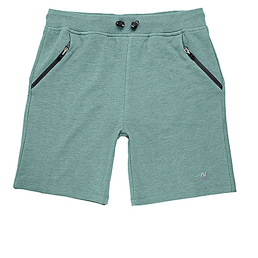 RI Active turquoise casual gym shorts