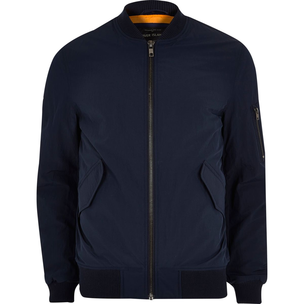 Navy Coats & Jackets | Men Sale | River Island