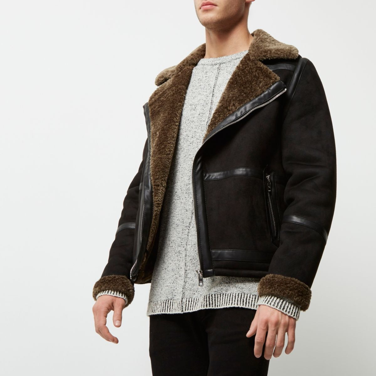 Find great deals on eBay for mens suede jackets. Shop with confidence.