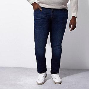 Dylan – Dunkelblaue Slim Jeans