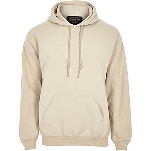 Stone casual hoodie