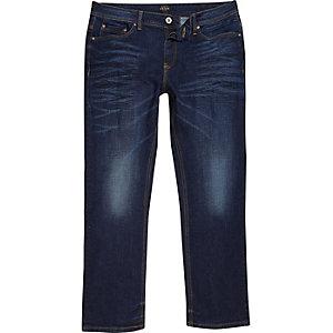 RI Big and Tall - Clint donkerblauwe bootcut jeans