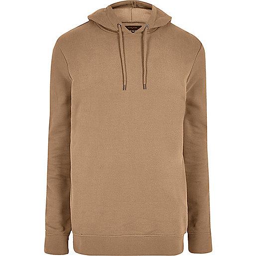 Camel soft hoodie