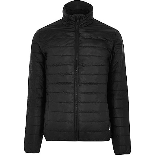 Black Only & Sons quilted jacket