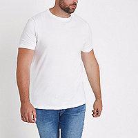 RI Big and Tall- Wit T-shirt