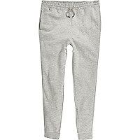 Pantalon de jogging Big & Tall gris chiné