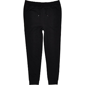 Pantalon de jogging Big & Tall en jersey noir