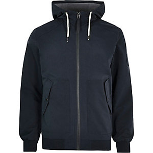 Dark blue Jack & Jones lightweight jacket
