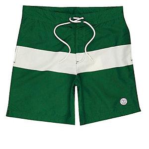 Jack & Jones - Groene zwemshort