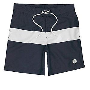 Jack & Jones - Marineblauwe zwemshort