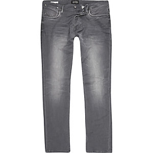 Grey Jack & Jones slim fit jeans