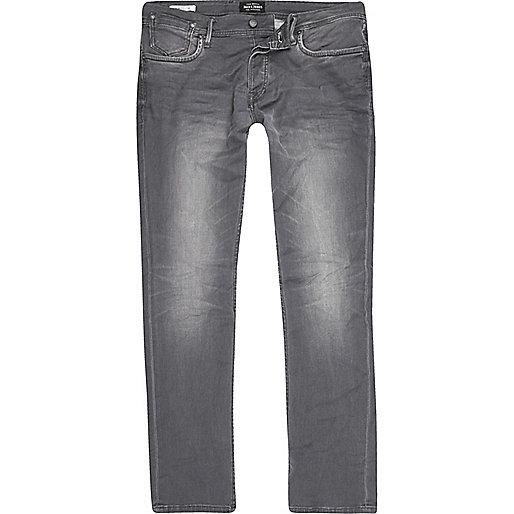 Grey Jack & Jones slim fit jeans