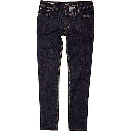 Blue Jack & Jones Skinny fit jeans