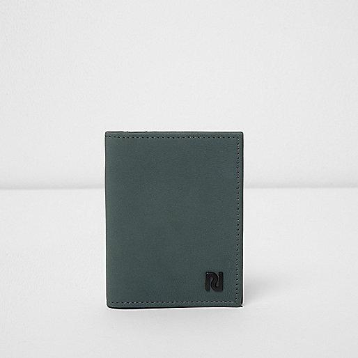 Blue RI branded cardholder