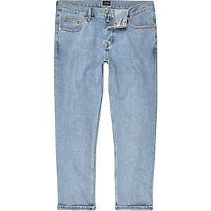 Light blue Cody loose jeans
