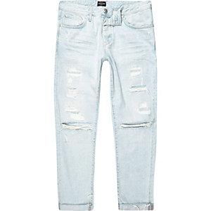 Cody – Hellblaue Loose Fit Jeans