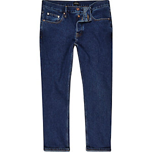 Dark blue Cody loose fit jeans