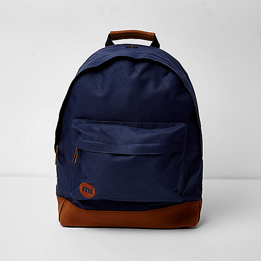 Navy Mi-Pac classic backpack