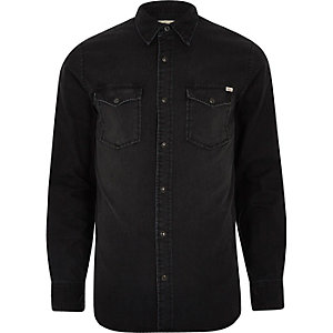 Black Jack & Jones Vintage denim shirt