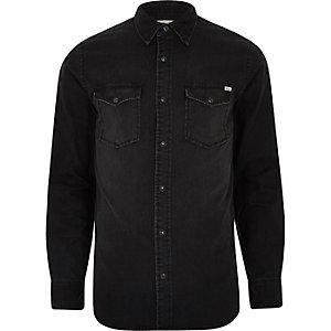 Black Jack & Jones Vintage denim shirt