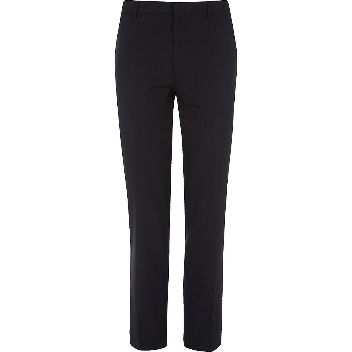 Big and Tall navy suit pants