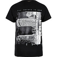 Black Berlin future T-shirt