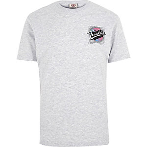 Franklin & Marshall – Bedrucktes T-Shirt