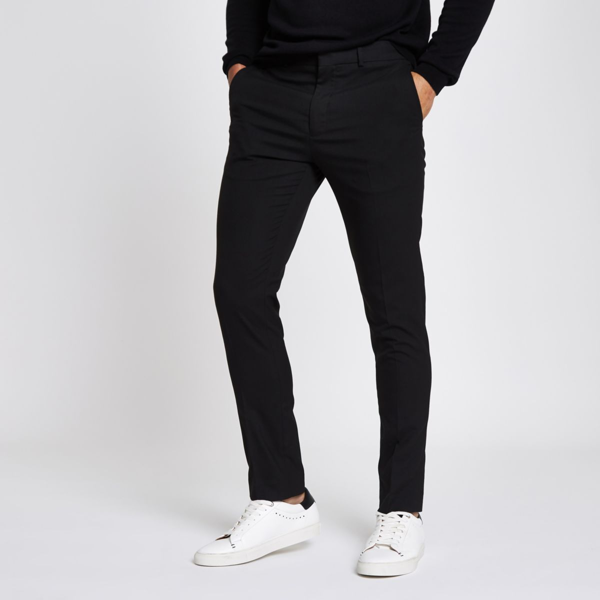 Delve into the latest trends with our men's skinny trousers, designed in a perfect skinny fit. Next day delivery and free returns available.