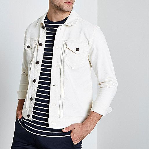 White Only & Sons denim jacket