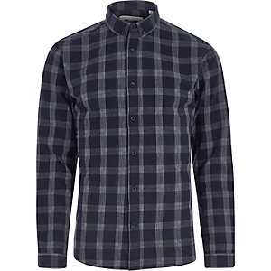 Blue Only & Sons check shirt