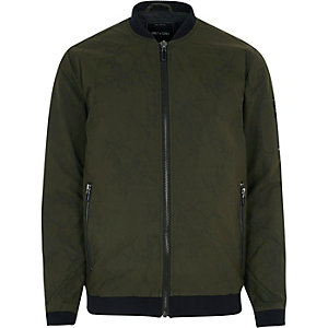 Groen Only & Sons bomberjack