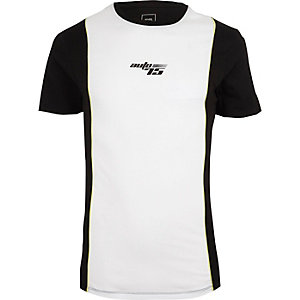 "Muscle Fit T-Shirt mit ""Auto 75""-Print"