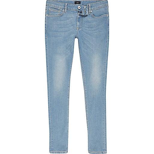Light blue Danny super skinny jeans