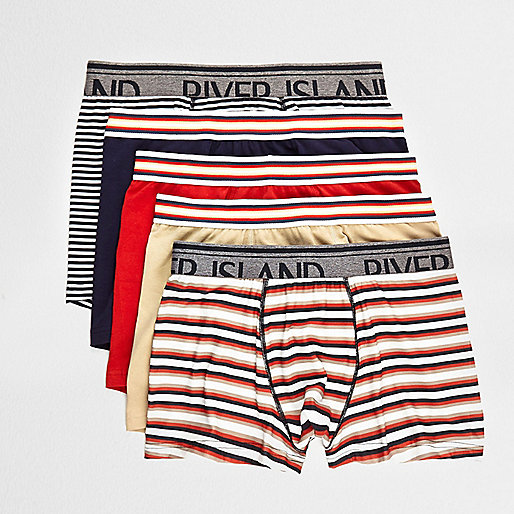 Red stripe trunks multipack