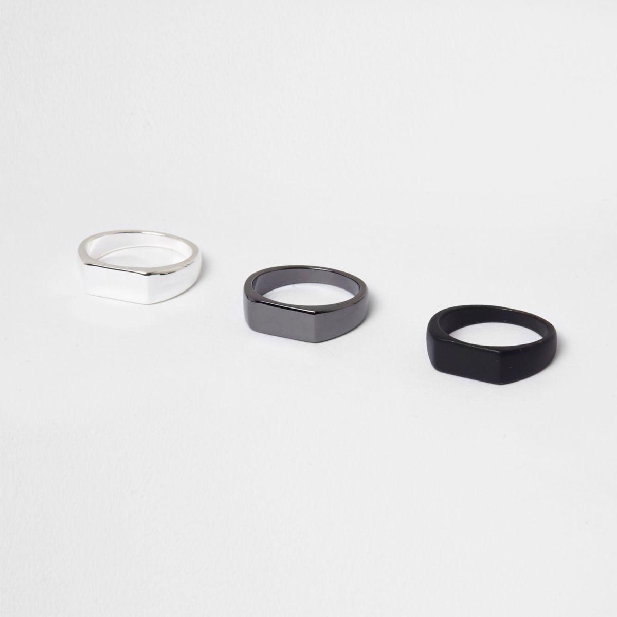 Black ring multipack