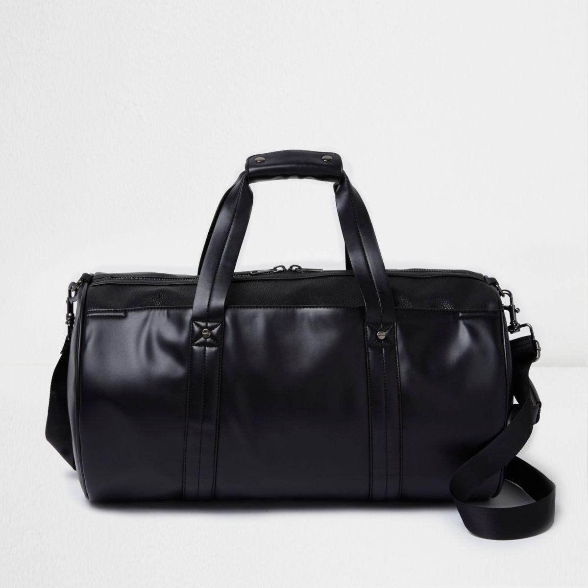 Schwarze Reisetasche